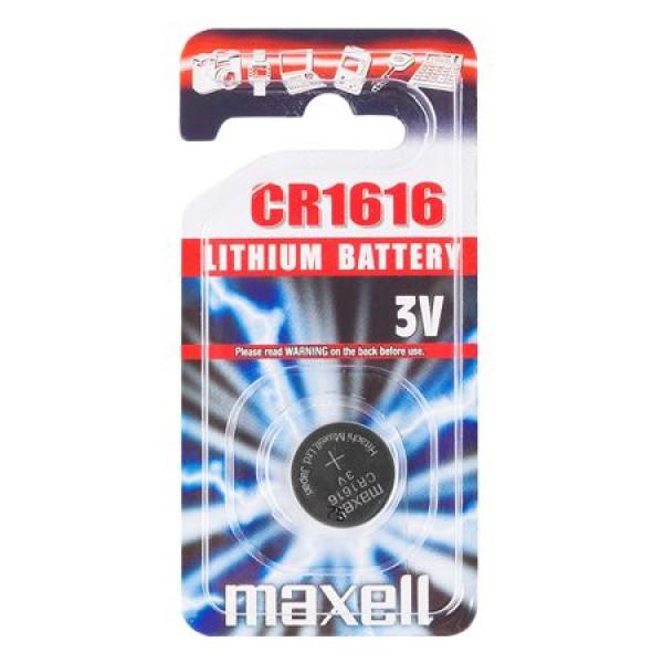BATERIE CR1616 BLISTER 1 BUC MAXELL