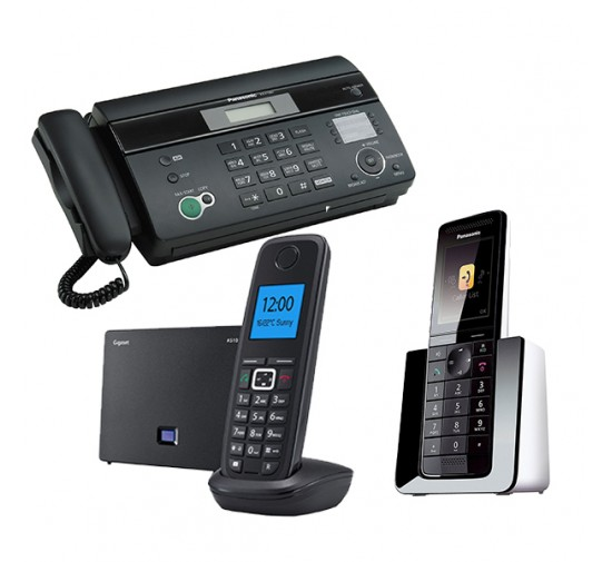 Telefoane, FAX, multifunctionale, teleconferinta