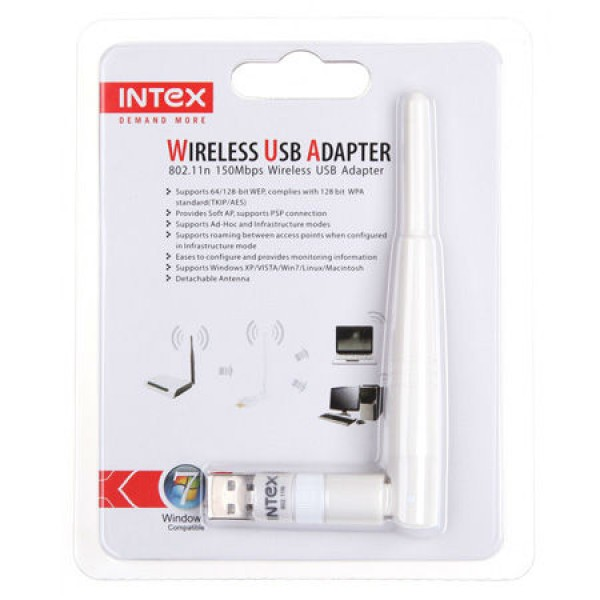 ADAPTOR WI-FI CU PORT USB